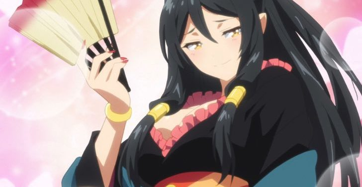 TVアニメ『 ありふれた職業で世界最強 』第9話「 黒竜を穿つ者」【感想コラム】