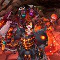 「星界神話 -ASTRAL TALE-」本日、多人数参加型のダンジョン「龍炎の監獄」実装!