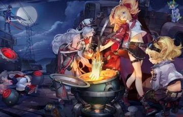 DMM GAMES: ゾンビ世界で美少女たちが戦う新感覚RPG『CODE:SEED -星火ノ唄-』公式サイトが本日公開&事前登録受付開始!
