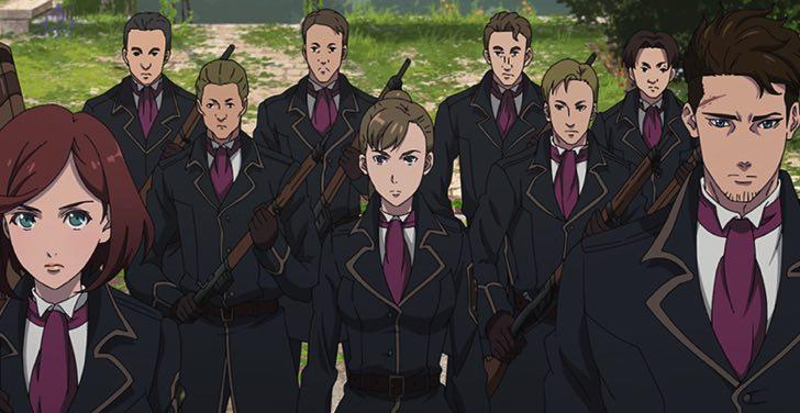 TVアニメ『 Fairy gone フェアリーゴーン 』 第十五話「裏町の草ひき」【感想コラム】
