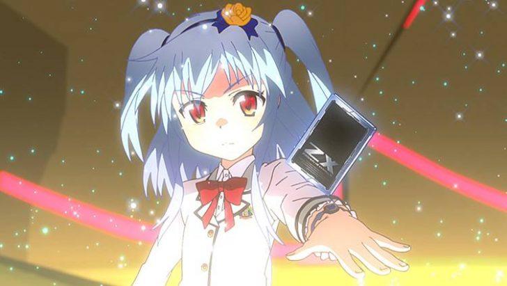 TVアニメ『 Z/X Code reunion 』code02.「ドライブシャフト起動!」【感想コラム】