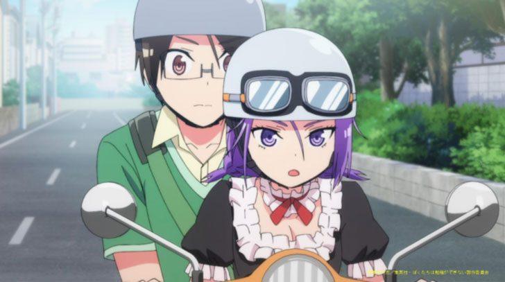TVアニメ『 ぼくたちは勉強ができない! 』第2話 感想コラム【自分の職を全うしたい!】