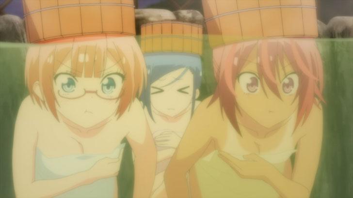 TVアニメ『 ぼくたちは勉強ができない! 』第1話 感想コラム【大きさと判定を勘違い?】