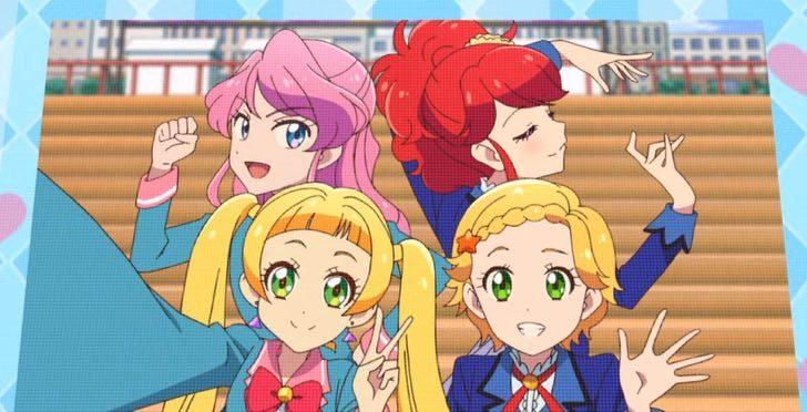 『 アイカツオンパレード! 』 第4話「感じちゃお! アツい風」エマひなき、舞花珠璃【感想コラム】