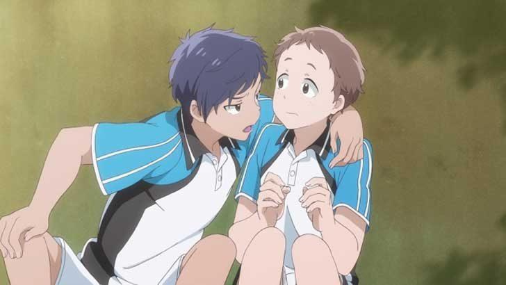 TVアニメ『 星合の空 』第2話 吸収力・適応力に秀でている少年・眞己が魅せる――。
