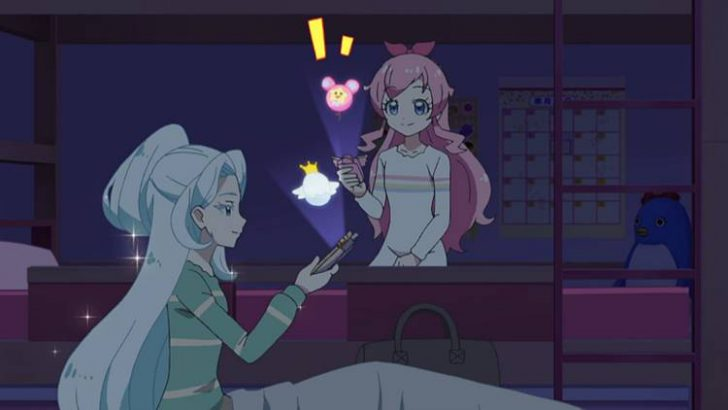 『 キラッとプリ☆チャン 』第80話「わくわく!アンジュさんの仮面舞踏会だもん!」アンジュさん、みらいとお泊りする【感想コラム】