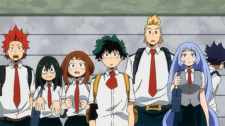 TVアニメ『 僕のヒーローアカデミア 』第6話(69話)「嫌な話」【感想コラム】
