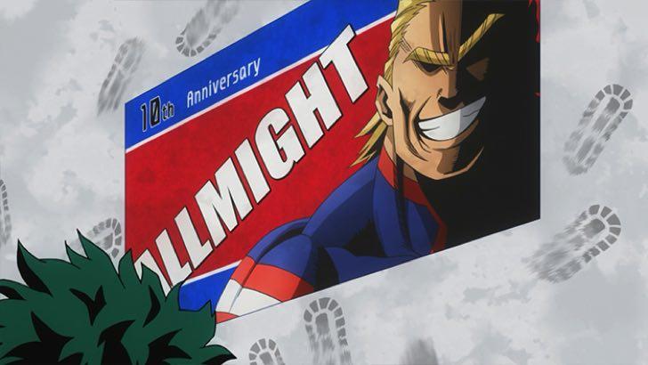 TVアニメ『 僕のヒーローアカデミア 』4期第3話(66話)「ボーイ・ミーツ・・・」【感想コラム】