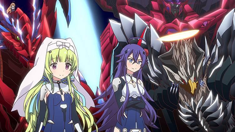 TVアニメ『 Z/X Code reunion 』code03.「Eの烙印」【感想コラム】