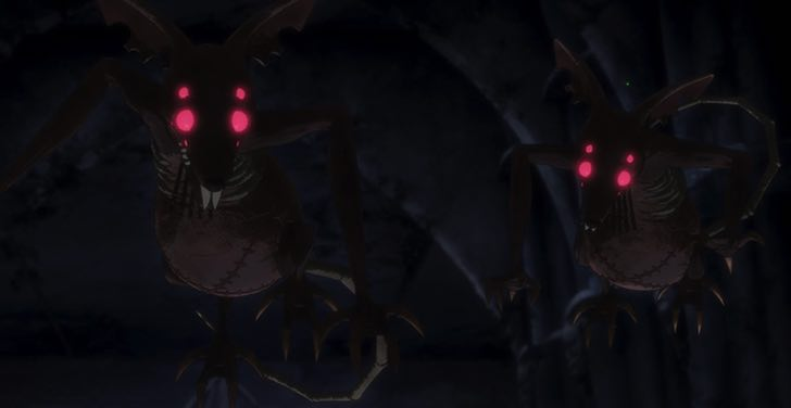 TVアニメ『 Fairy gone フェアリーゴーン 』第十八話「踊るネズミと折れた角」【感想コラム】