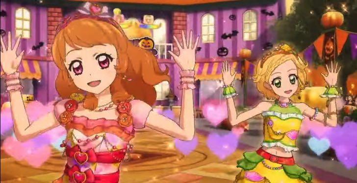 『 アイカツオンパレード! 』 第5話「ラッキー☆ハロウィン」スミレちゃん「いばらの女王」のSAアピールを成功させる【感想コラム】
