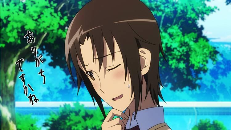 津田タカトシは何故されるがままなんだ?-『生徒会役員共』