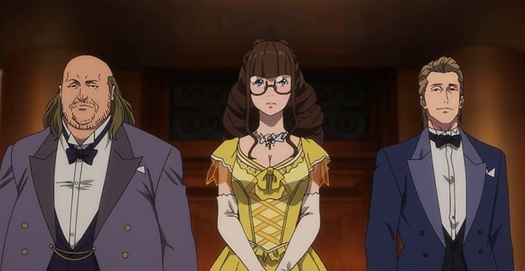 TVアニメ『 Fairy gone フェアリーゴーン 』第十七話「砂の上の天秤」【感想コラム】