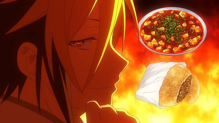 食戟のソーマ 餐ノ皿