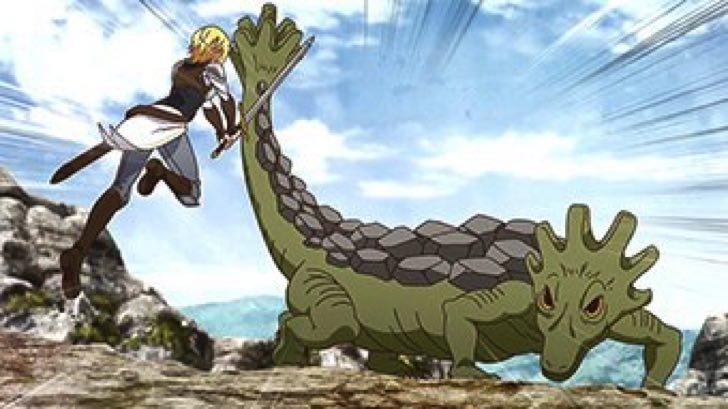 TVアニメ『 私、能力は平均値でって言ったよね! 』第4話「赤き誓いの第一歩って言ったよね!」【感想コラム】
