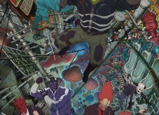 おいでませ、混沌。TVアニメ「ドロヘドロ」 アニメ先行上映イベント「仮面武装会」が開催決定!