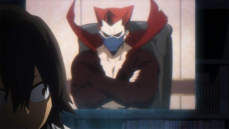 TVアニメ『 僕のヒーローアカデミア 』4期第9話(72話)「烈怒頼雄斗」【感想コラム】