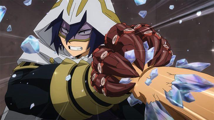 TVアニメ『 僕のヒーローアカデミア 』4期第8話(71話)「ビッグ3のサンイータ」【感想コラム】