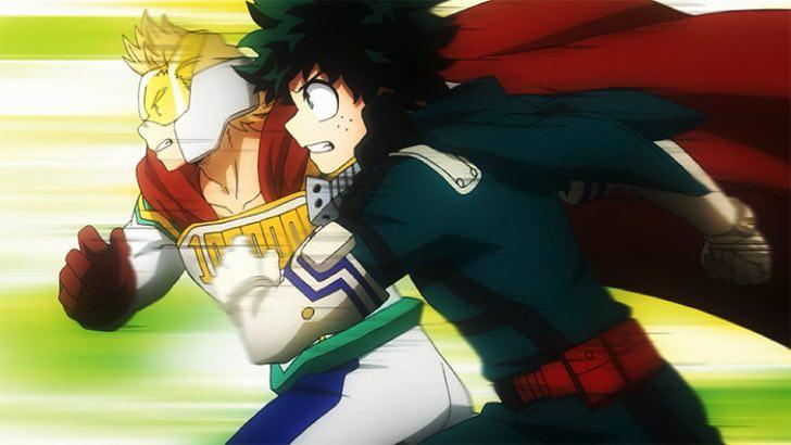 TVアニメ『 僕のヒーローアカデミア 』4期第7話(70話)「GO!!」【感想コラム】