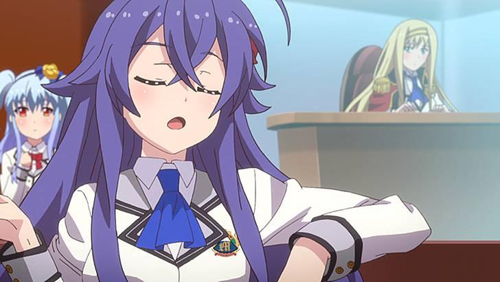 TVアニメ『 Z/X Code reunion 』code09.「さよならは言わないよ?」【感想コラム】