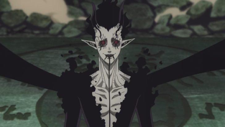 クローバー 声優 ブラック 悪魔