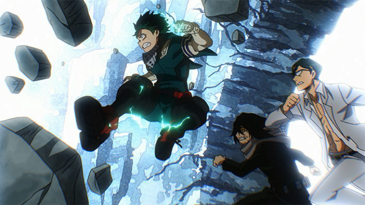 TVアニメ『 僕のヒーローアカデミア 』4期第12話(75話)「見えない希望」【感想コラム】
