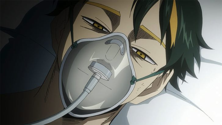 TVアニメ『 僕のヒーローアカデミア 』4期第14話(77話)「明るい未来」【感想コラム】
