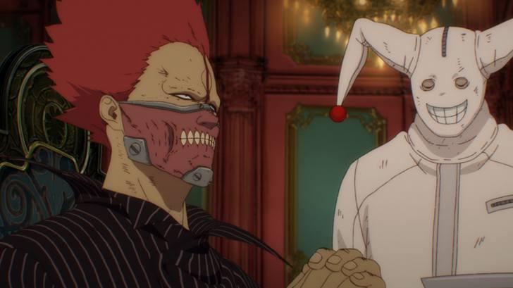 TVアニメ『 ドロヘドロ 』第2話「袋の中」「食事中はお静かに」「隣の町の魔法使い」【感想コラム】