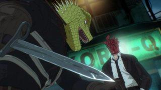 TVアニメ『 ドロヘドロ 』第3話「死者の夜――決闘! 中央デパート前――」【感想コラム】