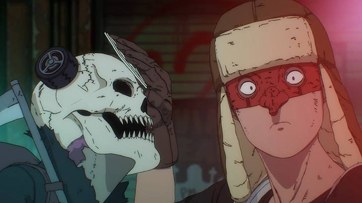 TVアニメ『ドロヘドロ』第3話「死者の夜――決闘! 中央デパート前――」【感想コラム】