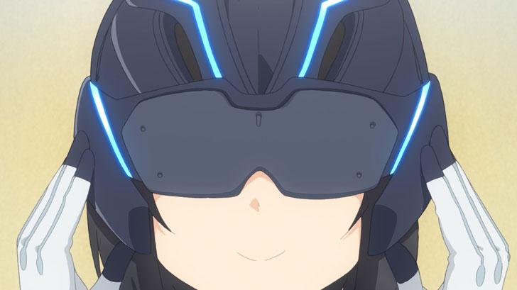 TVアニメ『 痛いのは嫌なので防御力に極振りしたいと思います。 』第1話 「防御特化と初戦闘。」【感想コラム】