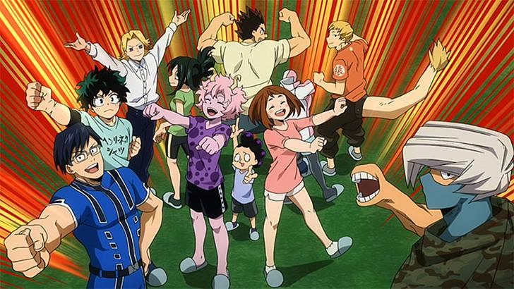 TVアニメ『 僕のヒーローアカデミア 』4期19話(82話)「文化祭って準備してる時が一番楽しいよね」【感想コラム】