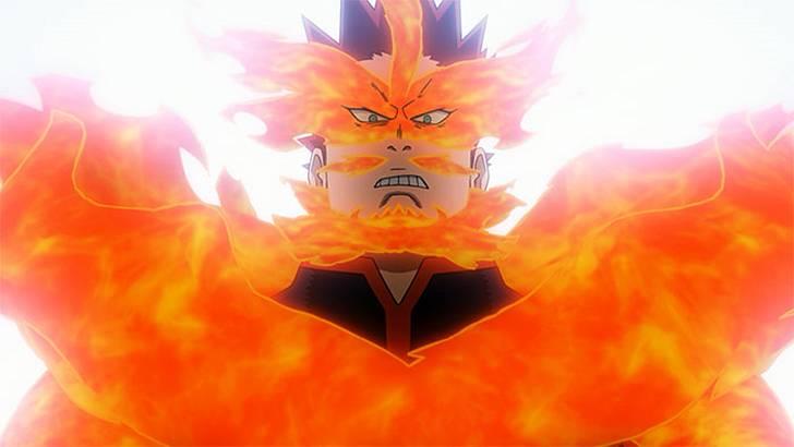 TVアニメ『 僕のヒーローアカデミア 』4期第15話(78話)「燻る炎」【感想コラム】