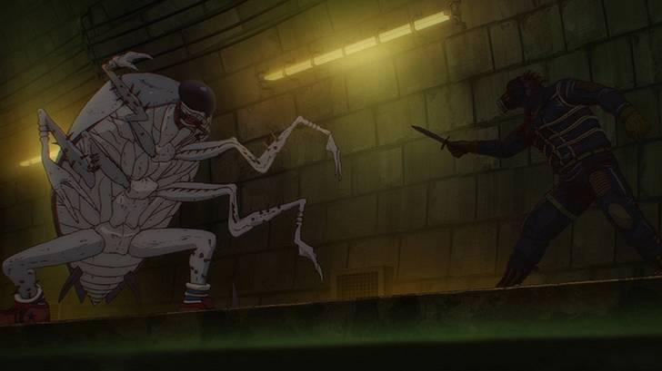 TVアニメ『 ドロヘドロ 』第6話「キノコの山は食べ盛り」「はじめてのケムリ」「マンホール哀歌」【感想コラム】