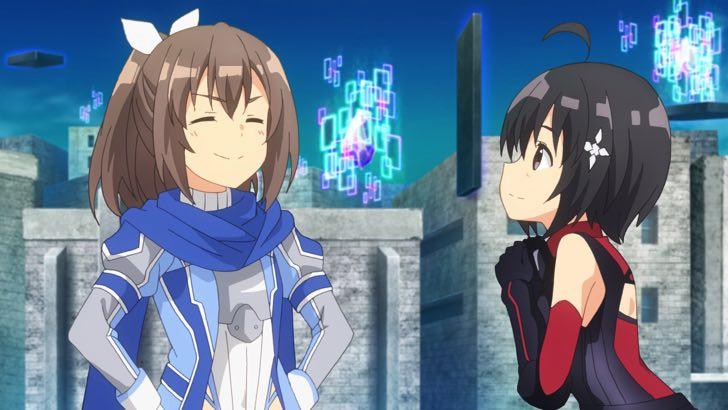 TVアニメ『 痛いのは嫌なので防御力に極振りしたいと思います。 』第6話 「防御特化と新戦力。」【感想コラム】