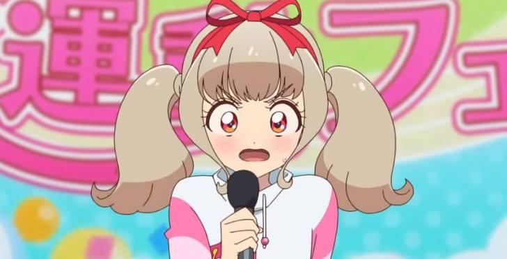 アイカツオンパレード! 第21話「走れ!アイカツ!大運動フェス!」