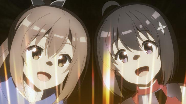 TVアニメ『痛いのは嫌なので防御力に極振りしたいと思います。』第4話 「防御特化と第二回イベント。」【感想コラム】