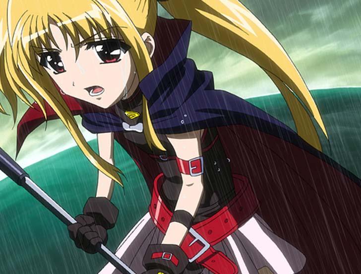 TVアニメ「魔法少女リリカルなのは」 王道の魔法少女モノで萌えと燃えを体感せよ!