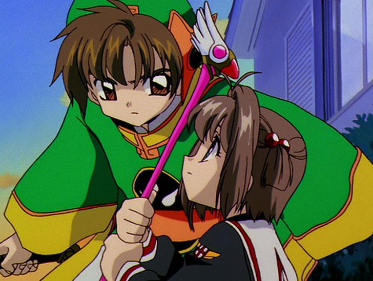 「カードキャプターさくら」災いが起きないよう魔法の力を操る少女と仲間たち