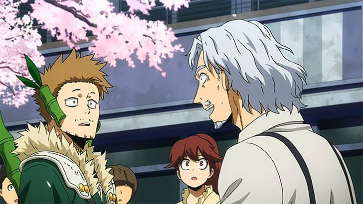 TVアニメ『 僕のヒーローアカデミア 』4期第22話(85話)「開催文化祭!」【感想コラム】