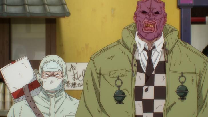 TVアニメ『 ドロヘドロ 』第9話「嗚呼、『花煙』」「すてきなミートパイ」「珍キノコ出現!!」【感想コラム】