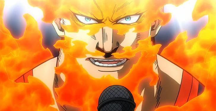 TVアニメ『 僕のヒーローアカデミア 』4期第24話(87話)「ヒーロービルボードチャートJP」【感想コラム】