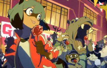「BNA ビー・エヌ・エー」第1話『Runaway Raccoon』【感想コラム】