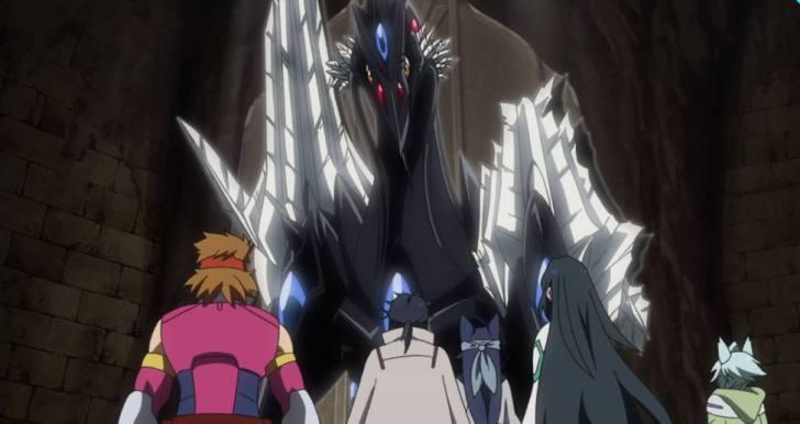 ガンダムビルドダイバーズRe:RISE 第17話「聖獣クアドルン」アルスの正体【感想コラム】