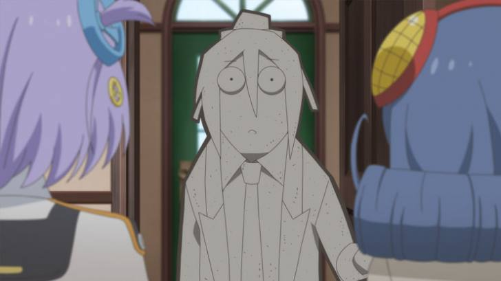 TVアニメ『 社長、バトルの時間です! 』第2話「遺産相続」【感想コラム】