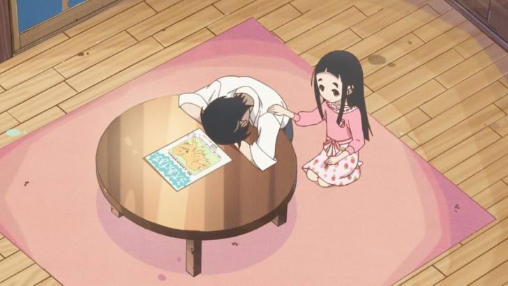 TVアニメ『かくしごと』第7話「いぬほしき」「母子を継ぐ者」【感想コラム】