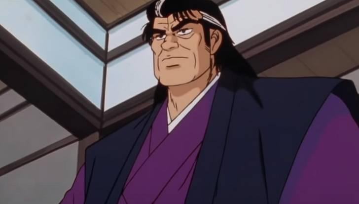 元祖ツンデレ親父 -『美味しんぼ』- 海原雄山