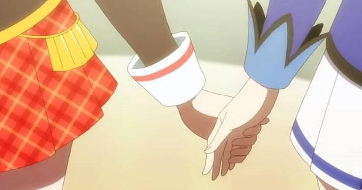 WEBアニメ アイカツオンパレード!第4話「開幕!ドリームスクールグランプリ 後編」5人のトップ代表揃う【感想コラム】