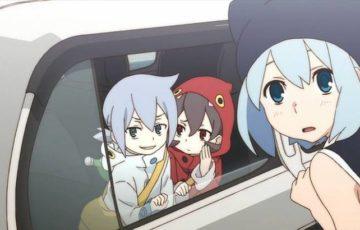 かわいい妖怪と人間の仲間意識が愛おしいアニメ。それが「 夜桜四重奏 」!