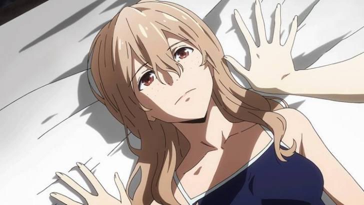 TVアニメ『 グレイプニル 』第6話「収集者」【感想コラム】